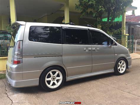 Modifikasi Nissan Serena by Modifikasi Modifikasi Mobil Nissan Serena 2019 Bowomodif