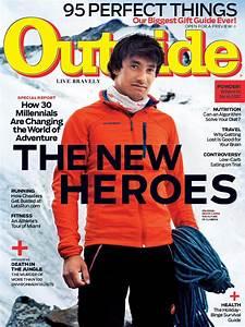 Outside Magazin... Outside Magazine