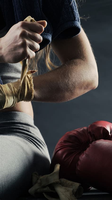 wallpaper boxing gloves boxing  sport