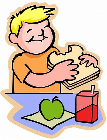 Lunch Eat Flashcards Easy