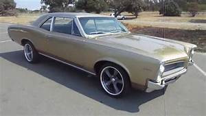 1966 Gold Pontiac Tempest Walkaround