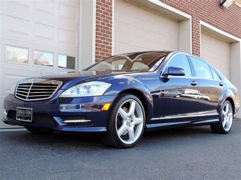 Historia sprzedaży (4) archiwalne oferty tego modelu. 2012 Mercedes-Benz S-Class S 550 4MATIC Stock # 452560 for sale near Edgewater Park, NJ | NJ ...