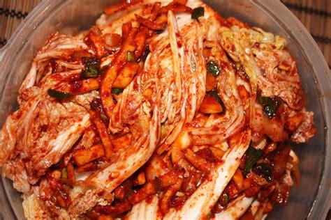 cuisine coreenne cuisine coréenne la recette du kimchi 김치 kimshii