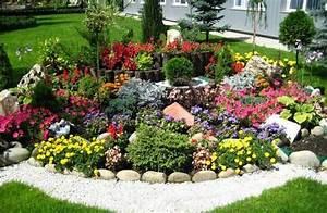 jardin alpin secrets et astuces d39amenagement reussi With jardin en pente que faire 3 rocaille jardin creer une rocaille pratique fr