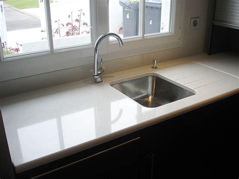 plan travail cuisine ikea intérieur granit plan de travail en quartz quarella