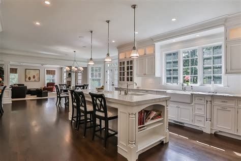 open kitchen islands white kitchen living room kitchen and decor