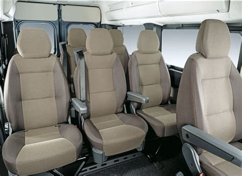 Upholstery Pictures by The New Generation Fiat Ducato Sixth And The Best