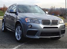 LongTerm Test 2013 BMW X3 28i M Sport The Fast Lane Car