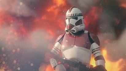 Clone Trooper Wars Star Shock Wallpapers Coruscant