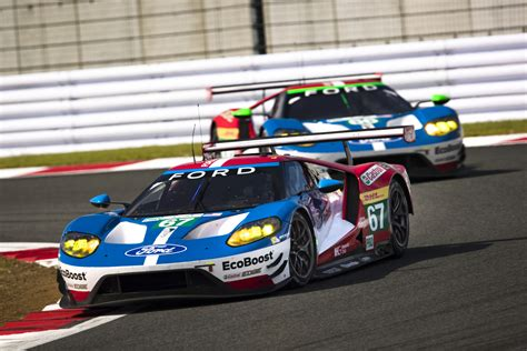 Ford Chip Ganassi Racing To Field Four Ford Gts At 2017