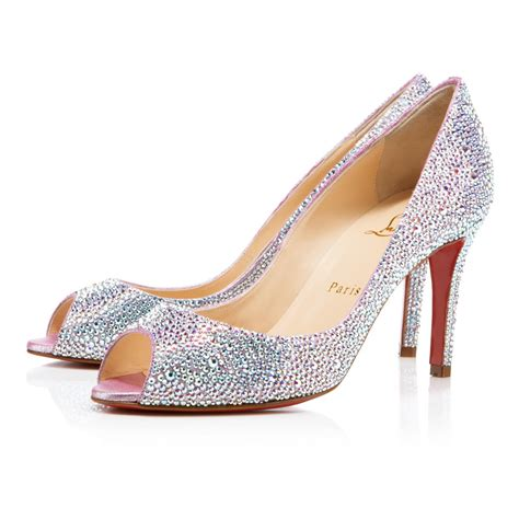 christian louboutin wedding shoes christian louboutin bridal footwear collection 2014 2919
