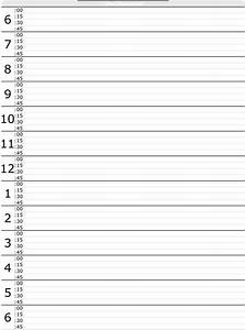 free printable hourly daily planner tools to get this With day planner online template