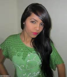 Colombian South American Woman