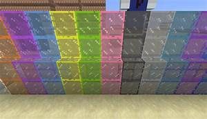 Minecraft Snapshot 13w41a -- STAINED GLASS - YouTube