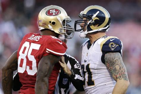 ers  rams complete week  preview  san francisco