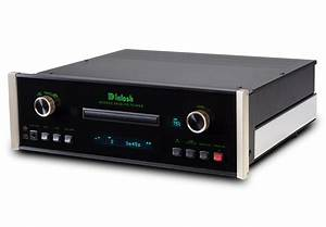 McIntosh MCD550 SACD / CD Player | The Listening Post ...