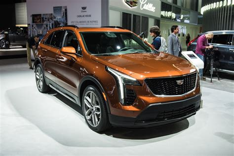 2019 Cadillac Xt4 Priced To Start At ,790