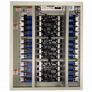 Cx Lighting Control Panels 4  8  16 And 24 Relays