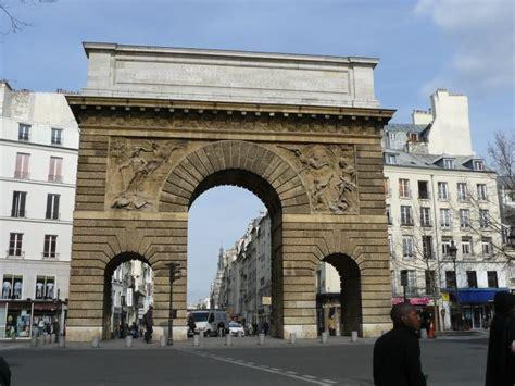 porte martin het tiende arrondissement parijs