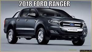 Ford 4x4 Ranger : ford ranger 2018 diesel wildtrak 4x4 concept youtube ~ Maxctalentgroup.com Avis de Voitures