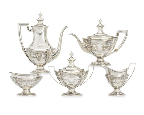 Is the world's premier artisanal jeweller & america's design house. Lot - A Tiffany & Co. sterling silver coffee and tea service