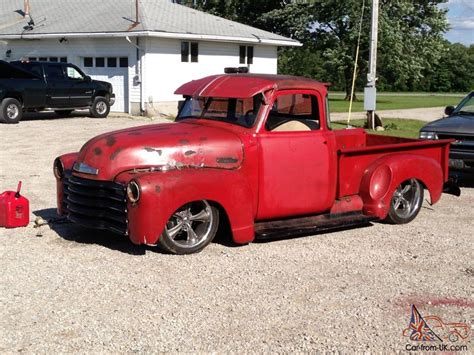 Chevy Truck Pic by 1953 Chevrolet 3100 5 Window Truck