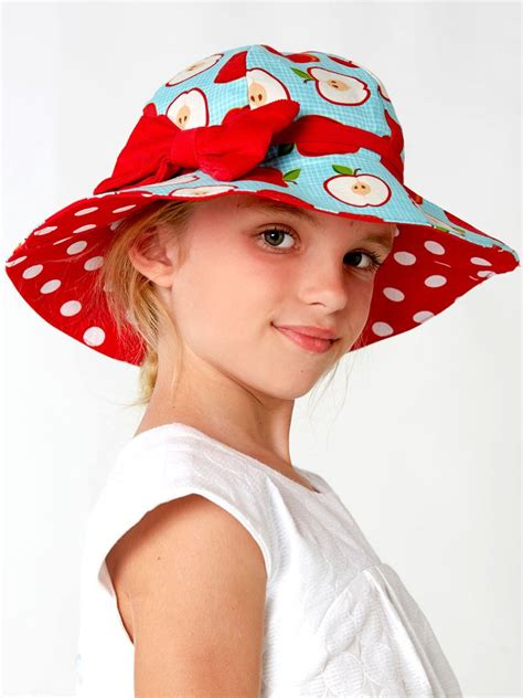 hat sewing pattern  baby children adults treasurie