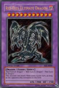 Best Magic Starter Deck by Red Eyes Ultimate Dragon Yu Gi Oh Card Maker Wiki
