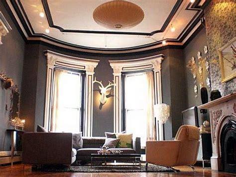 Victorian Interior Color Schemes