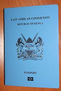 how to apply for a kenyan passport hapakenya With requirements for passport kenya