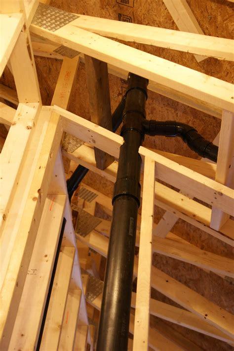 rough  plumbing  design construction  spartan