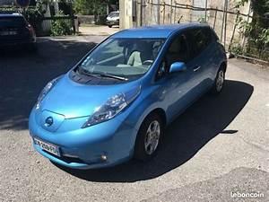 Nissan Leaf Occasion : voiture lectrique occasion nissan leaf 24 kwh nissan leaf acenta ~ Medecine-chirurgie-esthetiques.com Avis de Voitures