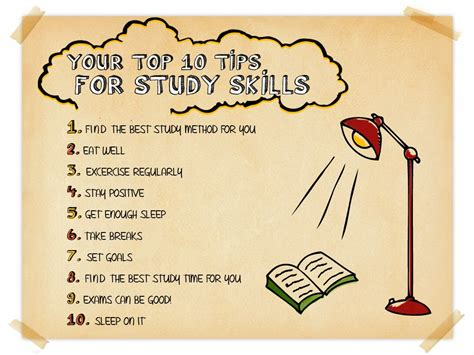 Top 10 Study Tips  Live To Learn