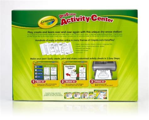 Crayola Dry Erase Activity Center In The Uae. See Prices