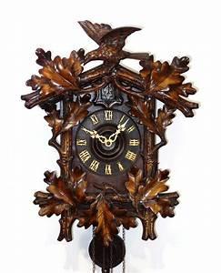 Black, Forest, Antique, Cuckoo, Clock