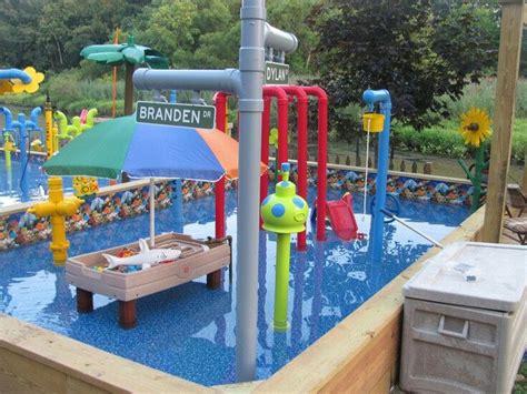 Water Park In Backyard by Backyard Water Park For The Casa Backyard Water