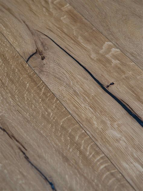 Oak, rustic wharf, grey engineered wooden flooring
