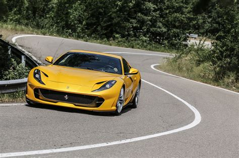 Review 812 Superfast by 812 Superfast 2017 Review Car Magazine