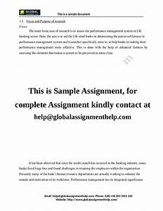 Dissertation On Performance Management Persuasive Essay Smoking Mba  Research Topics On Performance Management Violence In Schools Essay Expository Essay Thesis Statement Examples also Help With Literature Review  Sample Essays For High School