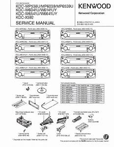 Kenwood Kdc Bt955hd Wiring Diagram