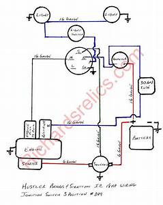 Briggs And Stratton Key Switch Engine Wiring Diagram
