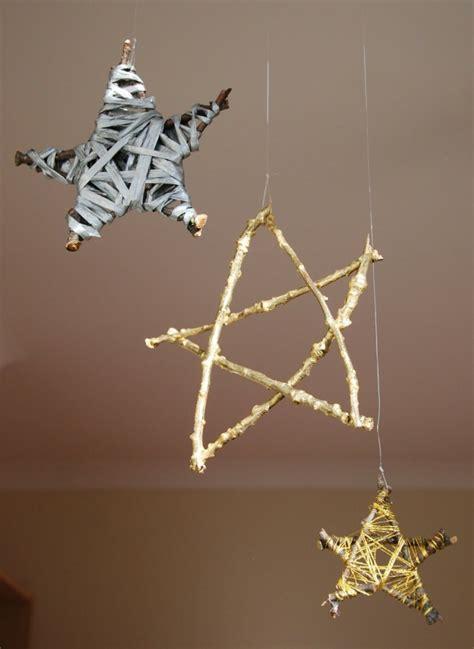 estrellas de navidad  decorar la casa en las fiestas