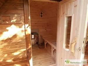 Fass Als Gartenhaus : gartenhaus sauna einbauen my blog ~ Markanthonyermac.com Haus und Dekorationen