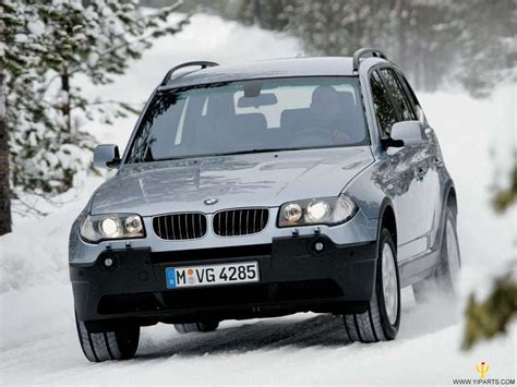 bmw x3 e83 bmw x3 car technical data car specifications vehicle