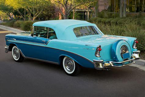 1956 Chevrolet Bel Air Convertible 201135