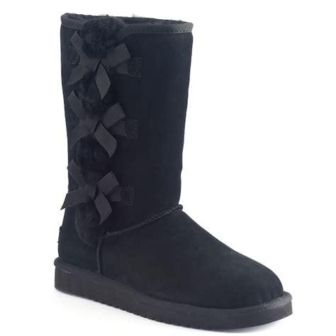 koolaburra  ugg victoria tall womens winter boots