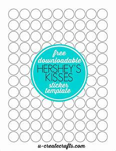 25 best ideas about hershey39s kisses on pinterest candy for Avery 5408 template