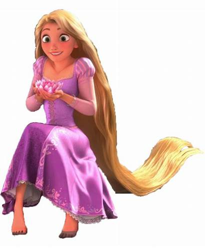 Rapunzel Tangled Transparent Disney Princess Flynn Rider