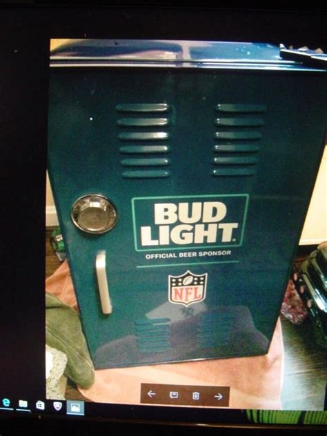 budweiser red light for sale bud light mini fridge for sale classifieds