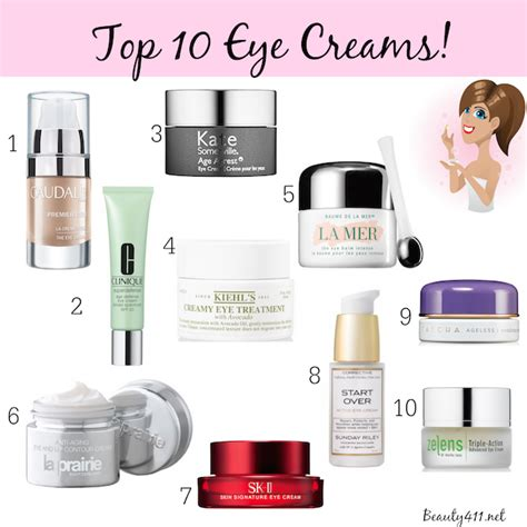 Best eye cream for puffy eyes and wrinkles